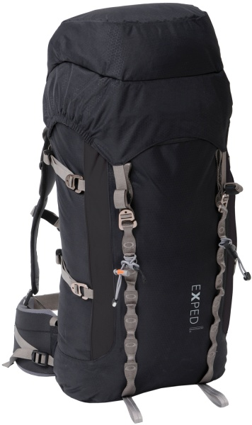 Exped Backcountry 55, black