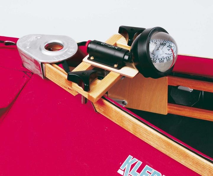 Klepper Kompasshalterung, Lieferung ohne Dekoration