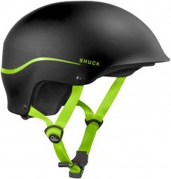Palm Shuck Half Cut Helmet, black