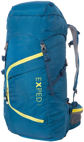 Exped Traverse 35, deepseablue